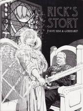 Cerebus (1977) -INT12- Rick's story