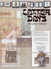 Cerebus (1977) -INT15- Latter days