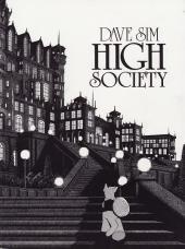 Cerebus (1977) -INT02- High Society