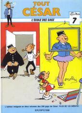 César et Ernestine -INT1- Tout César - L'école des gags