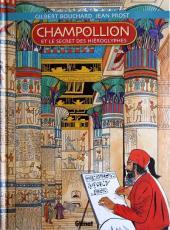 Champollion et le secret des hiéroglyphes - Champollion et le Secret des hiéroglyphes