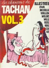 Les chansons de Tachan -3- Volume 3