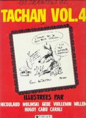 Les chansons de Tachan -4- Volume 4