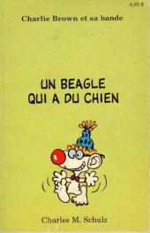 Charlie Brown et sa bande -4- Un beagle qui a du chien
