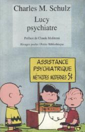 Charlie Brown (Rivages) -369- Lucy psychiatre