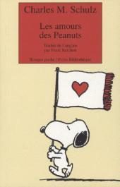 Charlie Brown (Rivages) -506- Les amours des Peanuts