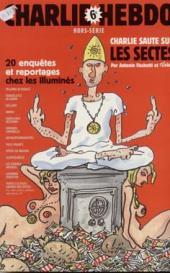 Charlie Hebdo saute sur... -1- Charlie saute sur les sectes