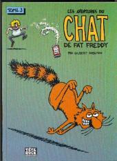 Chat de Fat Freddy (Les aventures du) -8- Tome 3