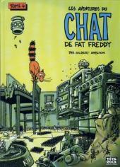 Chat de Fat Freddy (Les aventures du) -9- Tome 4