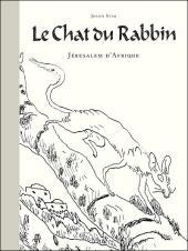 Le chat du Rabbin -5TL- Jérusalem d'Afrique