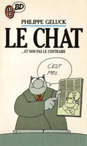 Le chat -1Poch- Le Chat ...Et non pas le contraire