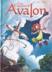 Les chemins d'Avalon -3- Excalibur