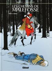 Les chemins de Malefosse -16- Sacrale