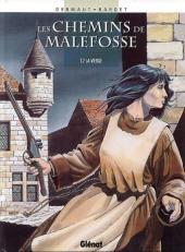 Les chemins de Malefosse -7b1998- La Vierge