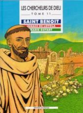 Les chercheurs de Dieu -11- Saint Benoît, Ignace de Loyola, Marie Guyart