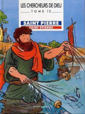Les chercheurs de Dieu -12- Saint Pierre, saint Étienne