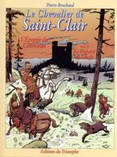 Le chevalier de Saint-Clair -5- L'Epopée du Cormoran suivi de Le Repaire de l'Aigle