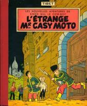 Chick Bill (collection du Lombard) -5a- L'étrange Mr Casy Moto