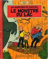 Chick Bill (collection du Lombard) -9'- Le monstre du lac