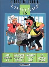 Chick Bill - L'Intégrale -16- L'Intégrale n°16