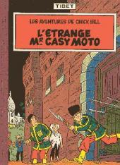 Chick Bill (Rijperman) -1TL- L'étrange Mr Casy Moto