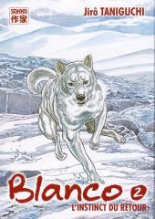 Blanco - Le Chien Blanco -2a09- L'instinct du retour