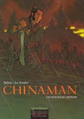 Chinaman -INT01- Un Nouveau Monde