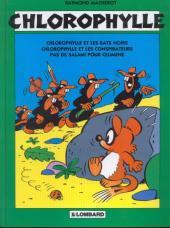 Chlorophylle -INT1- Chlorophylle et les rats noirs / Chlorophylle et les conspirateurs / Pas de salami pour Célimène