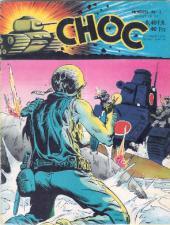 Choc 1re série (Artima puis Arédit) -1- Banc d'épreuve !