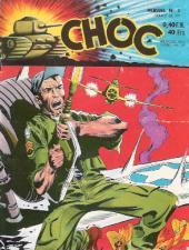 Choc 1re série (Artima puis Arédit) -3- La figure de la guerre