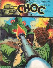 Choc 1re série (Artima puis Arédit) -6- Le zoo de la bataille