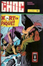 Choc 2e série (Arédit - Comics Pocket) -28- Mort en piqué !