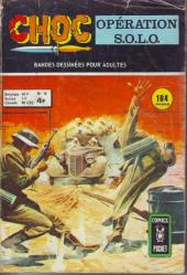 Choc 2e série (Arédit - Comics Pocket) -18- Opération S.O.L.O.