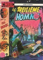 Choc (3e série) (DC Arédit) -1- Le treizième homme