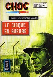Choc 2e série (Arédit - Comics Pocket) -22- Le Cirque en guerre