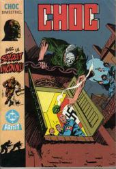 Choc (3e série) (DC Arédit) -8- Choc 8