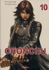 Chonchu -10- Tome 10