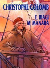 Christophe Colomb (Biagi/Manara)
