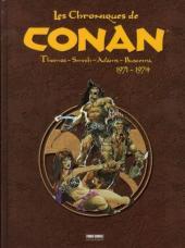 Les chroniques de Conan -1- 1971-1974