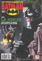 Batman (Les chroniques de) -1- Souriez!