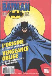 Batman (Les chroniques de) -2- Vengeance oblige - 1re partie
