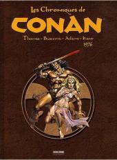Les chroniques de Conan -3- 1976