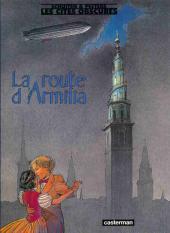Les cités obscures -4b02- La route d'Armilia