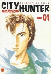City Hunter (édition de luxe) -1- Volume 01