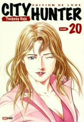 City Hunter (édition de luxe) -20- Volume 20