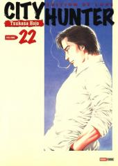 City Hunter (édition de luxe) -22- Volume 22