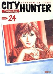City Hunter (édition de luxe) -24- Volume 24