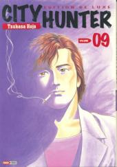 City Hunter (édition de luxe) -9- Volume 09