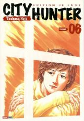 City Hunter (édition de luxe) -6- Volume 06