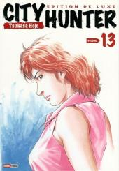City Hunter (édition de luxe) -13- Volume 13